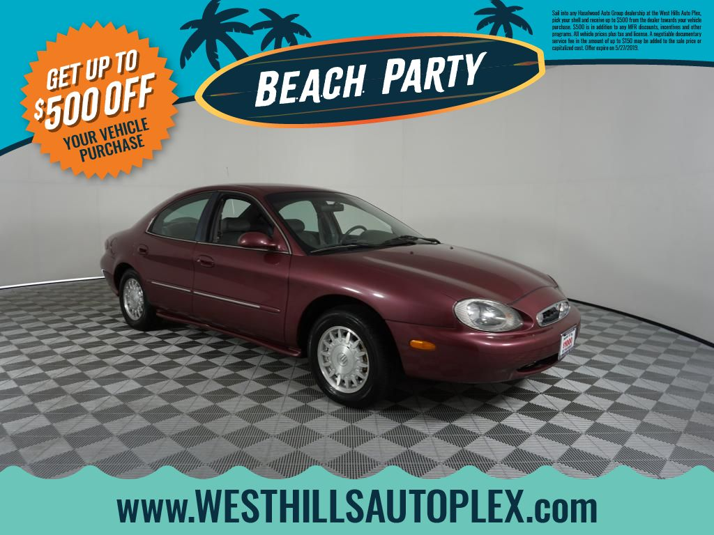 Pre-Owned 1996 Mercury Sable LS