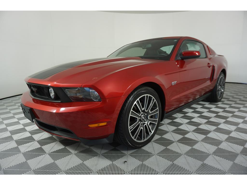 Pre owned 2010 ford mustang gt