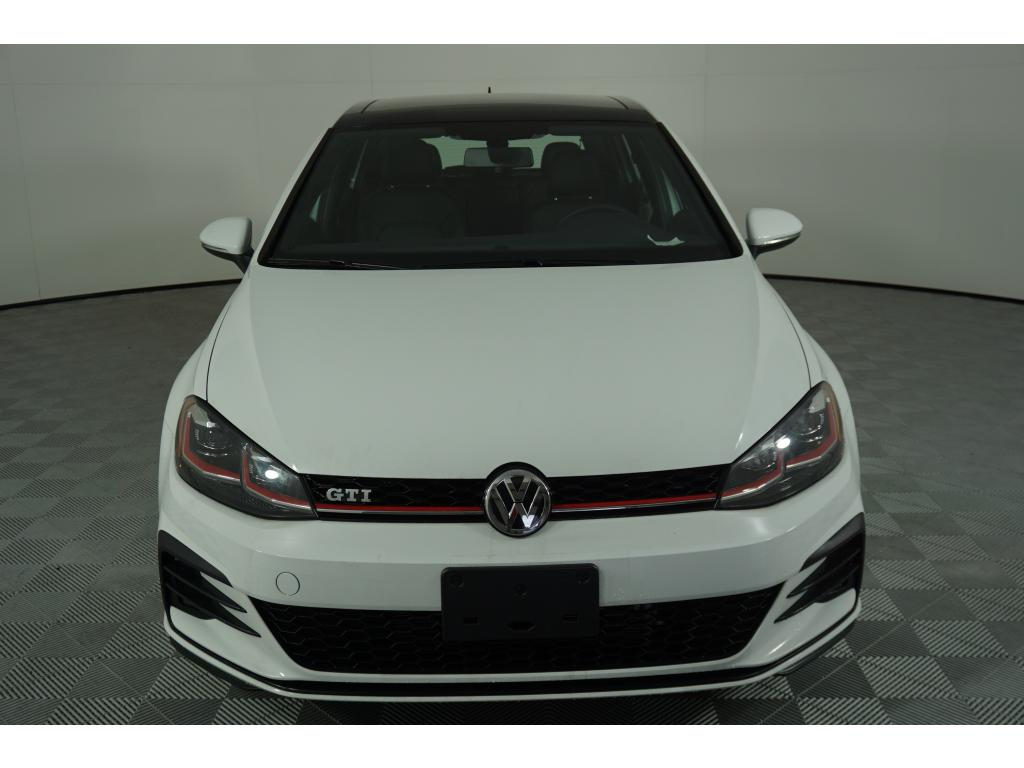 New 2018 Volkswagen Golf GTI SE 2 0T 4 Door DSG in Bremerton VW0658