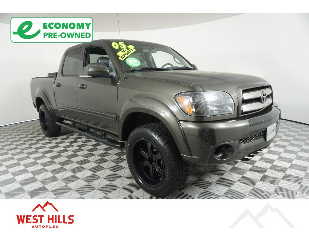 Pre-Owned 2005 Toyota Tundra VCK40L/ UCK40L/ UCK35L SR5