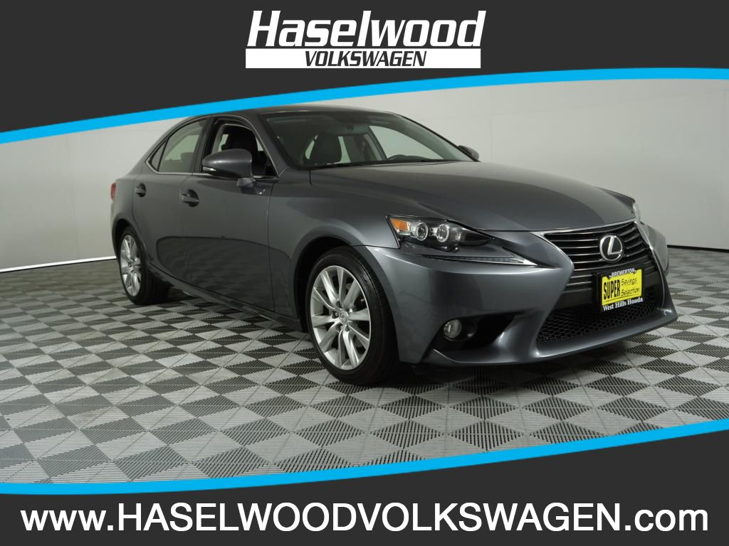 Pre-Owned 2014 Lexus IS 250 Base