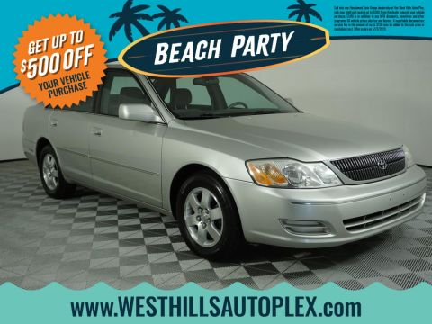 Pre-Owned 2000 Toyota Avalon MCV20L XL
