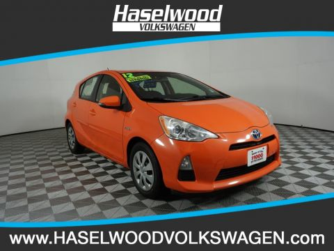 Pre-Owned 2012 Toyota Prius c Four