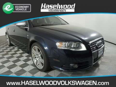 Pre-Owned 2008 Audi S4 Base