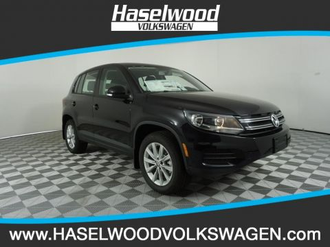New 2018 Volkswagen Tiguan LIMITED